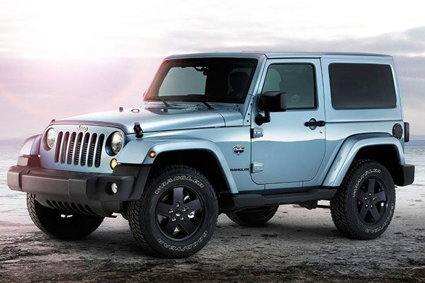 2014 Jeep Wrangler Hybrid Prius Overland Ford